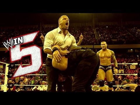Wwe In 5 - Week Of April 14, 2014 video