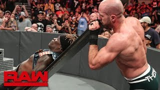 R-Truth evades 24/7 Title challengers: Raw, June 3, 2019