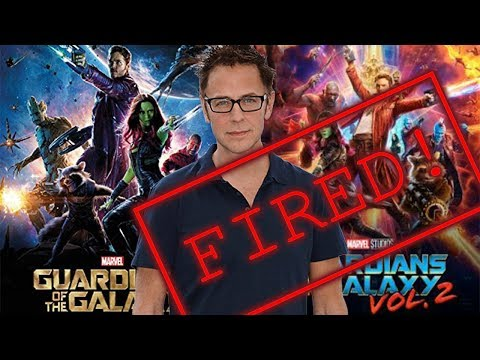 James Gunn FIRED From Guardians Of The Galaxy 3 - What This Means For The MCU