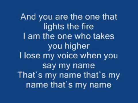 Akcent That's my name +Lyrics