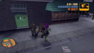 III and VC GTA IV Hud test