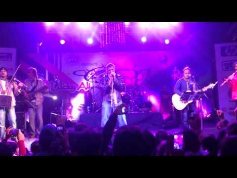 O Sanam - Lucky Ali live IIFT Delhi 25 Nov 2012