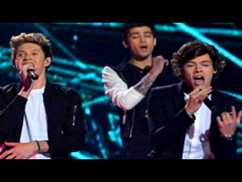 One Direction Kiss You Live Performance 1080p HD X Factor USA FInale Little Things Music Video 2013