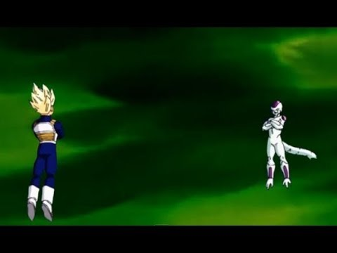 What If Vegeta Turned SSJ Against Frieza?