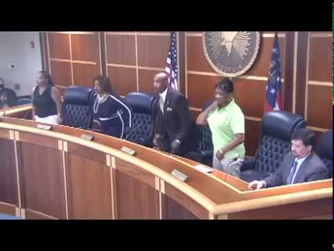 Board of Commissioners Special Called Meeting: June 29, 2015