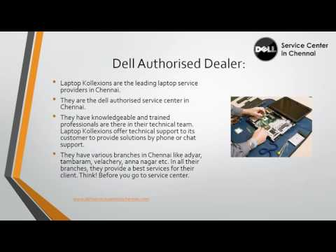 Dell authorised service center in Chennai