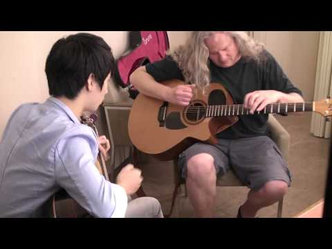Ladies Night - Preston Reed&Sungha Jung (rehearsal)