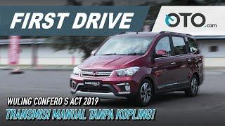 Wuling Confero S ACT 2019   First Drive   Bagaimana Rasa Transmisi Barunya?   OTO.com