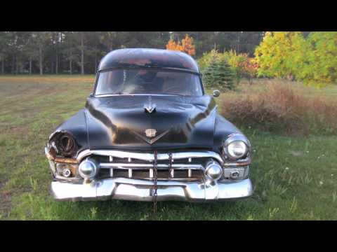 1953 Cadillac Hearse For Sale