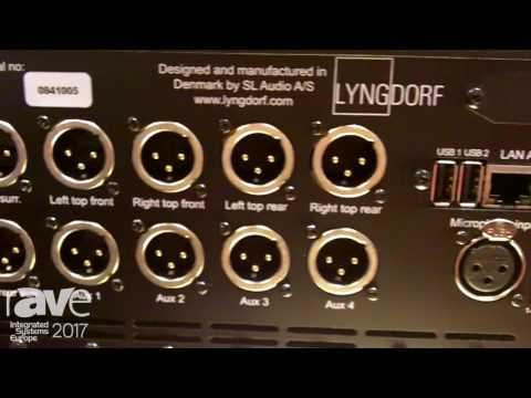 ISE 2017: Steinway Lyngdorf Shows MP-50 Multichannel Processor for Multichannel Audio