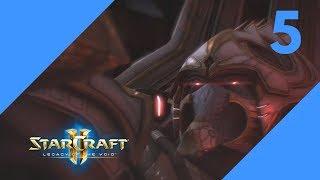 Starcraft II Legacy of the Void | Fall of Zeratul | Ep. 5