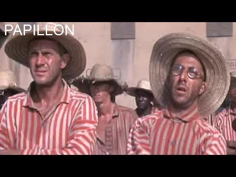 Papillon 1973  - Film Réalisé Par Franklin J  Schaffner