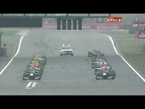 2010 Shanghai F1 Alonso's Legal Chinese Grand Prix Start?