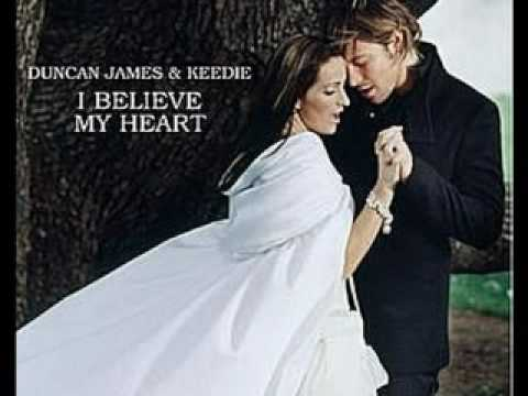 I Believe My Heart lyrics