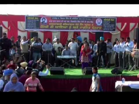 Sohian Kalan Mela  Miss Pooja And Geeta Zaildar 2013 Part1 video