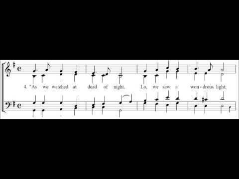 John Goss - Benedictus in A