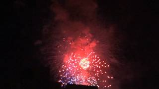 Sony Cyber-Shot DSC-HX9V Fireworks video sample