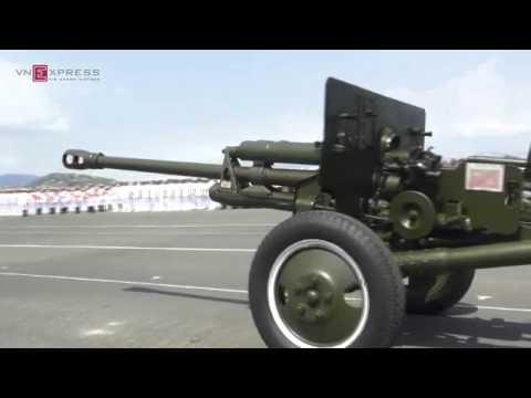 Cận cảnh dàn vũ khí trên bộ của Hải quân Việt Nam