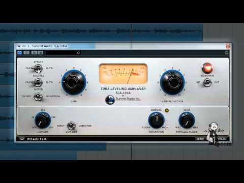 Summit Audio TLA-100A Plug-in by Softube