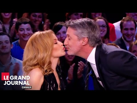 Kylie Minogue, Kate Upton, Shakira Et + ! Best Of  De L'année - Le Grand Journal video