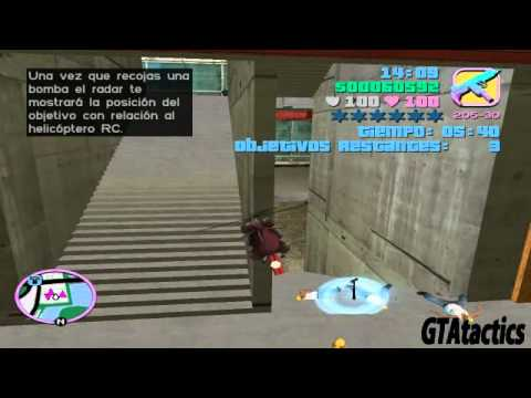 GTA Vice City - Mision #8 - Demoledor - Tutorial