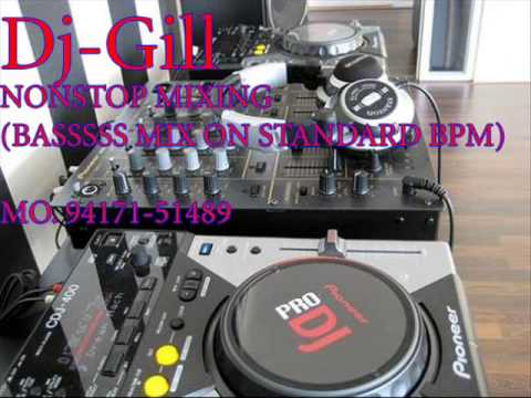 Punjabi & Hindi Nonstop Bass Mix By Dj Gill video