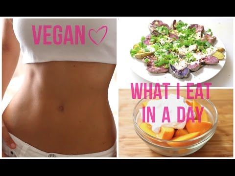 What I Eat In A Day | Vegan | Healthy
