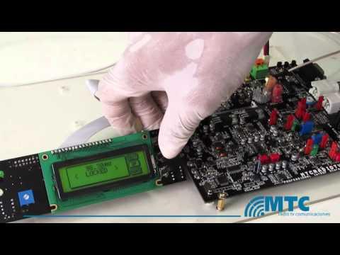 PLL FM TRANSMITTER 1 watt + DSP STEREO LIMITER EXCITER
