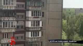 Челябинцев удивила реклама шашлыков на балконе многоэтажки