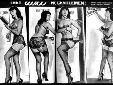 Bettie Page Tribute by The Racket