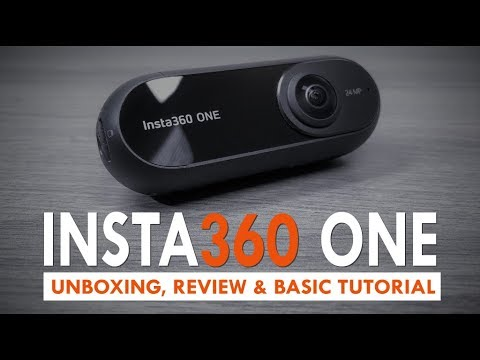 Insta360 One Review & Basic Tutorial