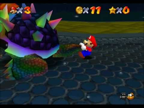 Super Mario Star Road - 0 Star Completion (Not a speedrun)