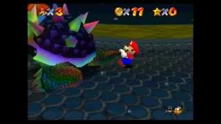 how to 0 star run sm64