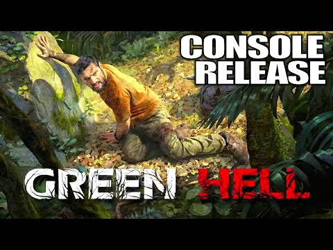 Day One Console Release (PS4 & Xbox One) | Green Hell Gameplay | Part 1