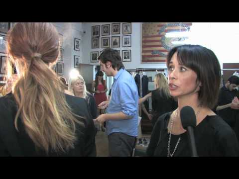 Cutler/Redken Howto And Style, Araks New York Fashion Week Spring 2010