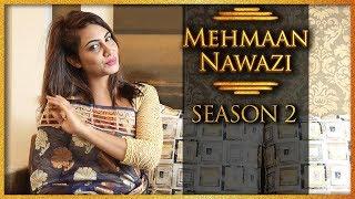 Arshi Khan House Tour   Mehmaan Nawazi   S02E01   Tellymasala