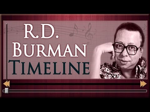 R.D Burman Timeline - Jukebox - Evergreen Hindi Songs - R D...