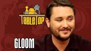 Gloom: Amber Benson, Michele Boyd, and Meghan Camarena (Strawburry17) join Wil on TableTop