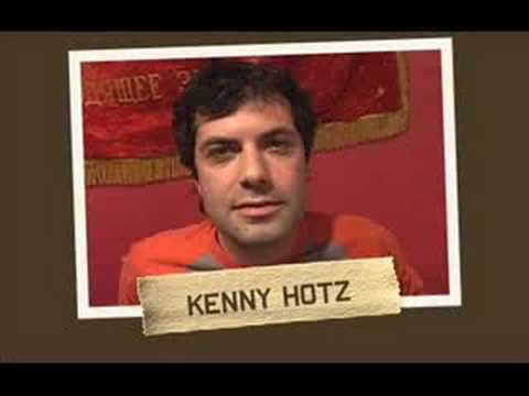 Kenny Hotz Interview : Part 1 of 2