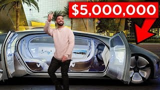 6 Items Drake Owns That Cost More Than Your Life...