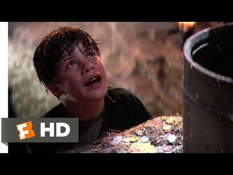 The Goonies (4/5) Movie CLIP - It's Our Time Down Here (1985) HD
