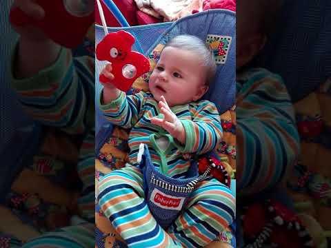 Süsses  Babybabbeln / Kauderwelsch