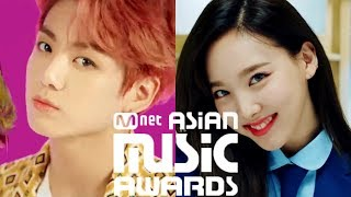 All MAMA Winners 2018 (Mnet Asian Music Awards)