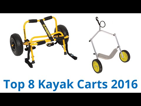 8 Best Kayak Carts 2016