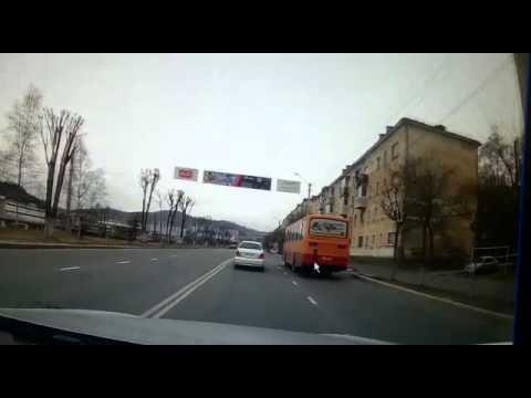 Авария на Гагарина 1