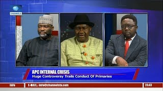 Magnus Abe, Tonye Cole In Legal Tussle For Party's Governorship Ticket Pt.2 |Politics Today|