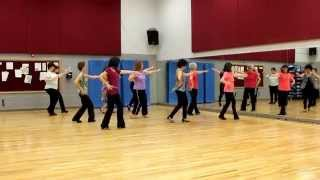 Bomba Latina - Line Dance (Dance & Teach in English & 中文)