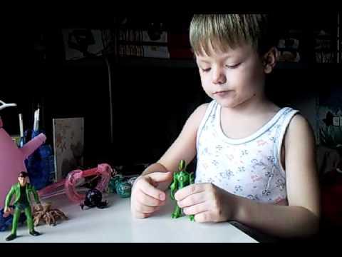 игрушки Бен Тен от Богдана
