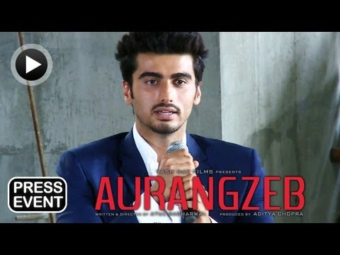 AURANGZEB - Press Event