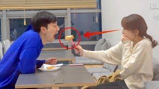 Blind Date Prank on Korean Girl | Best Asian Girl Prank